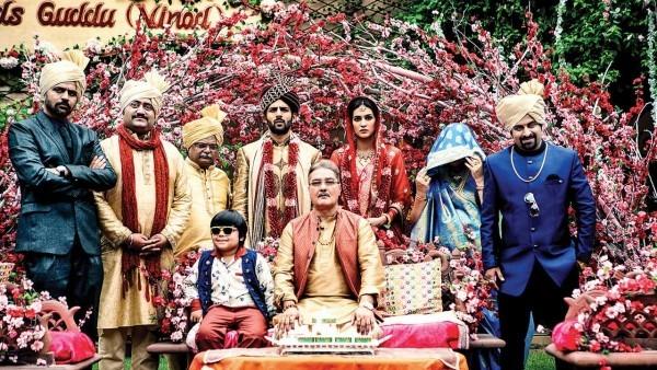 Luka Chuppi  You Are Cordially Invited For 'guddu' Kartik Aaryan