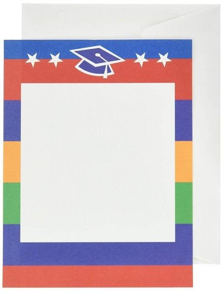 Amazon Com  Hallmark Gpn1000 Graduation Invitations  Toys & Games