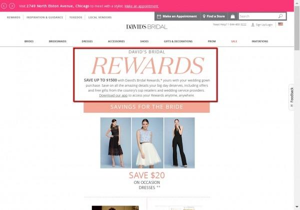 98+ David S Bridal Coupons Davids Bridal Discount Codes  David S