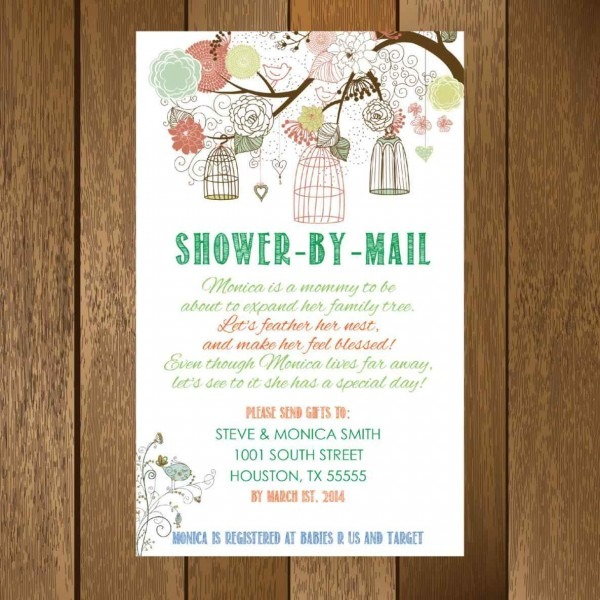 Come And Go Baby Shower Invitation Wording • Baby Showers Design