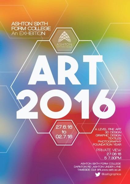Art Department Exhibitions!
