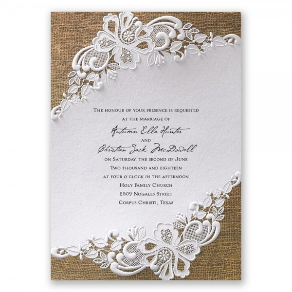 Attractive Married Invitation Card Wedding Invitations Wedding