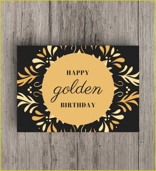 Awesome Golden Birthday Invitations As An Extra Ideas About