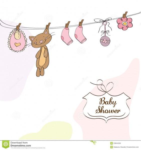 Baby Girl Shower Invitation Card Marvelous Baby Shower Invitation