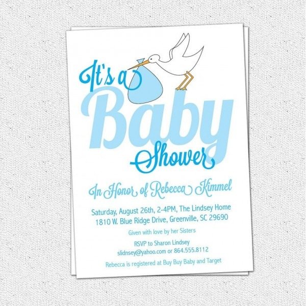 Baby Shower  Baby Shower Invitation Wording  Baby Shower
