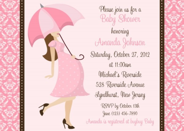 Baby Shower  Order Baby Shower Invitations  Baby Shower