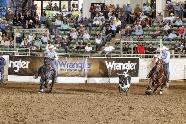 Pair Of Cowboys Rope In $122,000 At Bfi