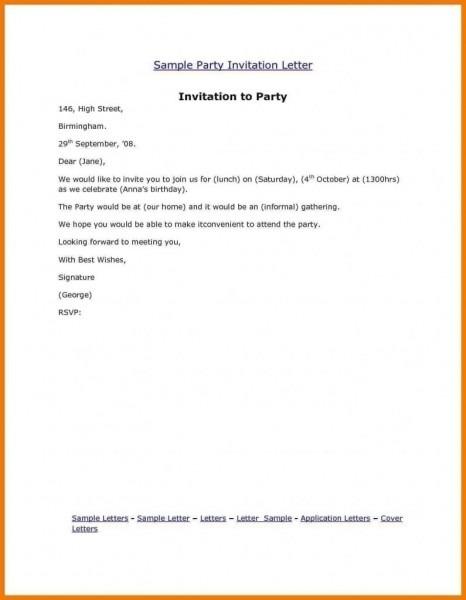 Letter Of Invitation For Visa Awesome Letter Invitation Letter