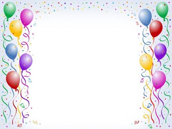 Template  Birthday Invitation Template