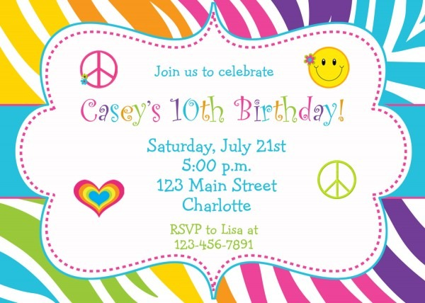 Birthday Invitations Ideas From Melindamac And Get Ideas To Create