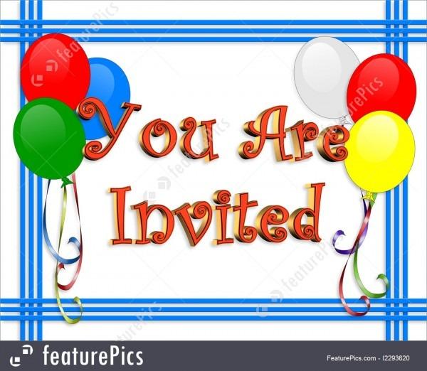 You Are Invited Invitations