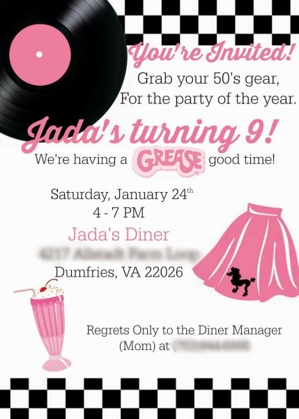 Printables! Free Invitation Printables!