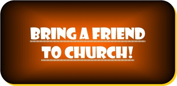 Pictures Of Invite A Friend To Church