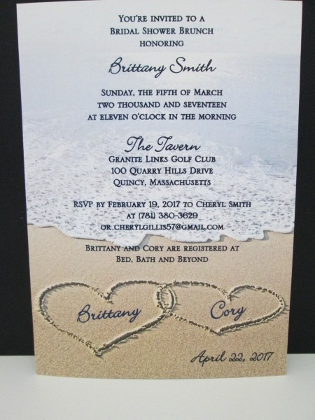 Emerald Invitations On Twitter   Need A Bridal Shower Or Birthday