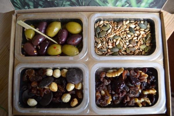 As A Guy On Paleo, I've Been Using Graze Com For A Few Months Now