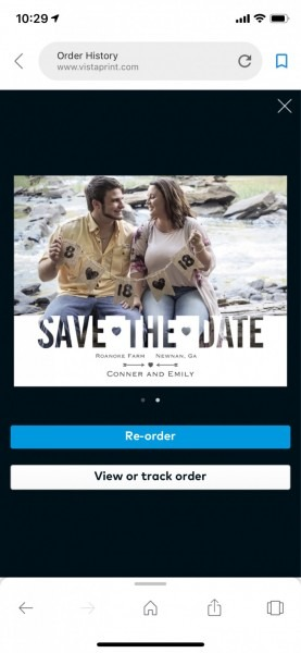 Does Save The Dates Need To Match Invitations