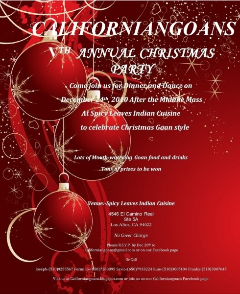 Christmas Holiday Party And Dinner Cute Christmas Party Invitation