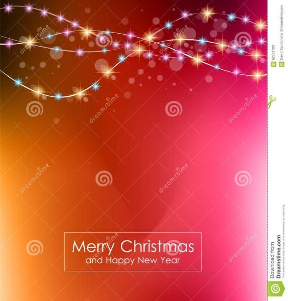 Christmas Lights Background For Your Seasonal Wallpapers, Stock