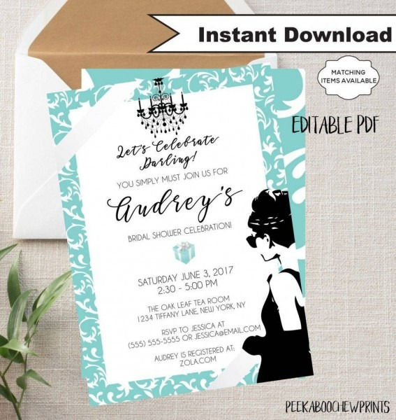 18+ Breakfast Invitation Designs And Examples