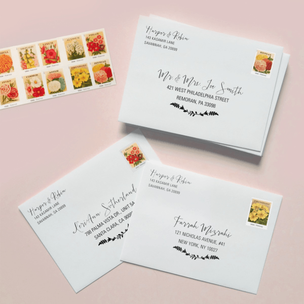 Clear Return Address Labels For Wedding Invitations Best Of The