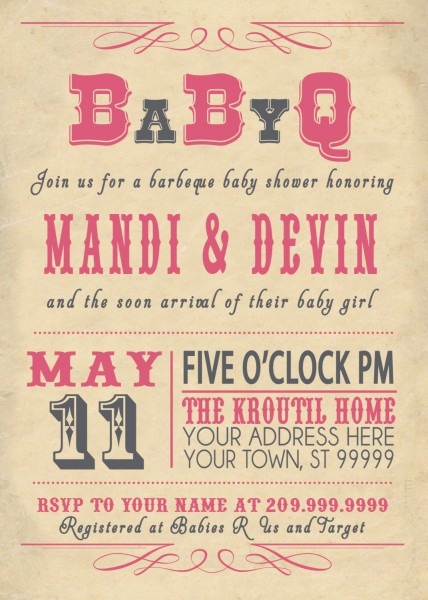 Coed Baby Shower Invites Coed Baby Shower Invites For Best Results