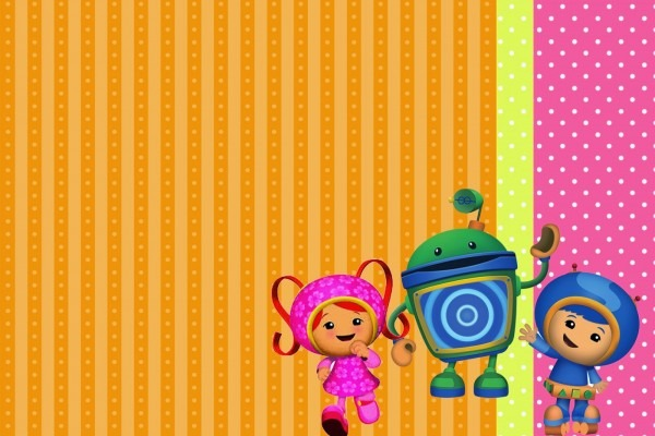Umizoomi  Free Party Printables, Images And Invitations