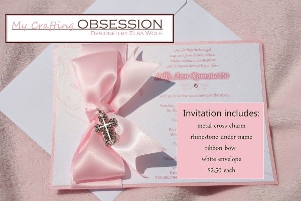 Custom Quinceanera Invitations ~ Wedding Invitation Collection