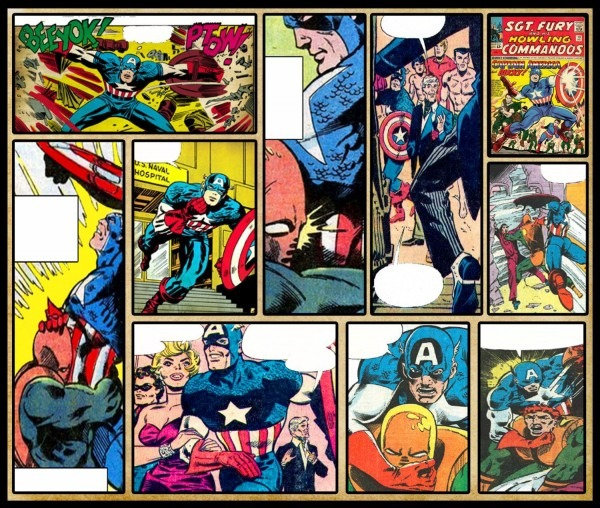 Custom Comic Book Wedding Printable Guest Book By Sparksarts