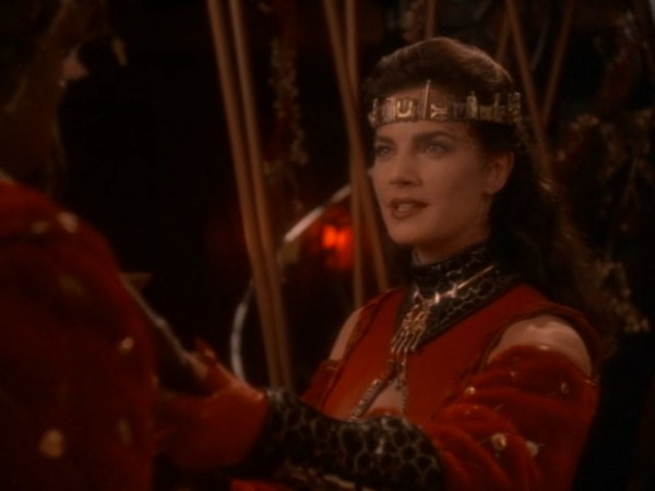 Deep Space Nine  S06 E07 – You Are Cordially Invited… – Martin