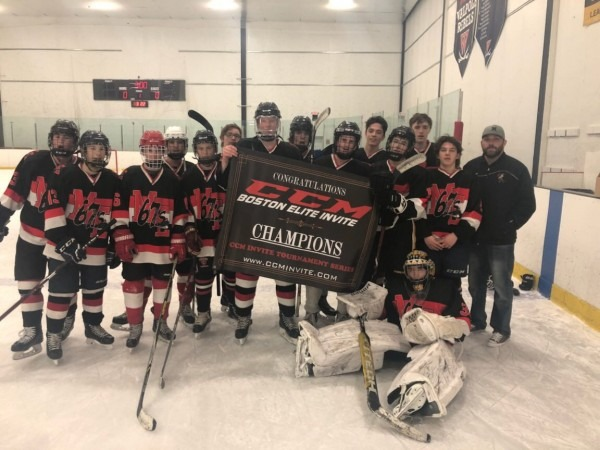 Ccm Invite Series On Twitter   Mass Edge 67's Battle Hard And End