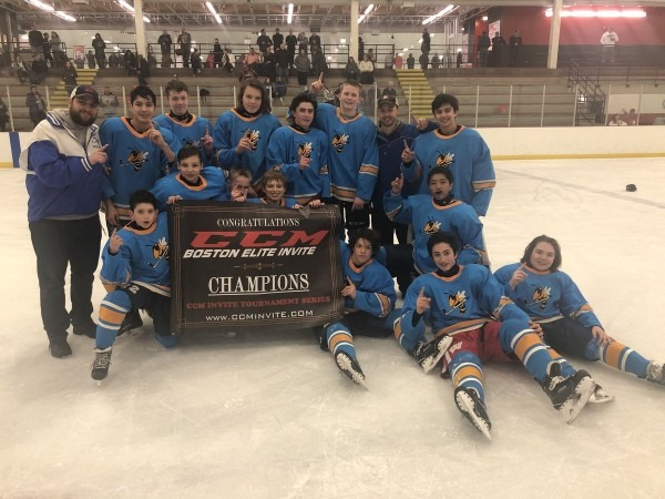 Ccm Invite Series On Twitter   Westchester Sting Take Home The
