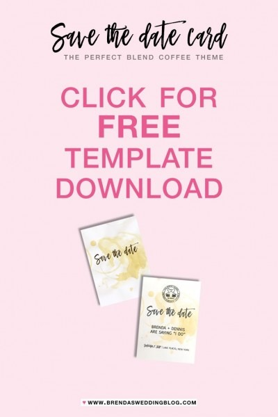 Deffbab Blank Templates Of Free Printable Save The Date Invitation