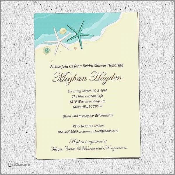 Bridal Shower Invite Poem