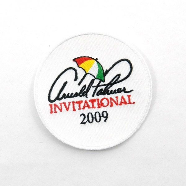 2009 Arnold Palmer Invitational At Bay Hill 3  Iron On Patch