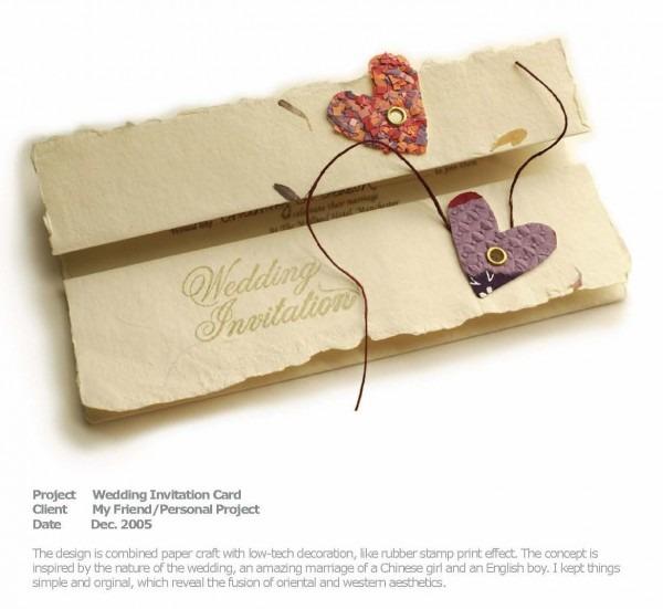 Creative Wedding Invitation Card Designs Invitations