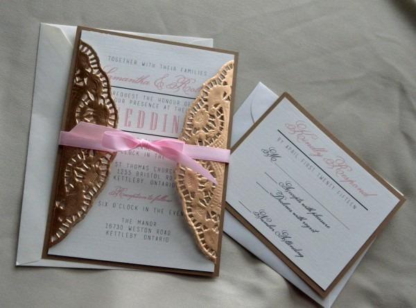 Fabulous Wedding Invitation Card Ideas Diy Wedding Invitations