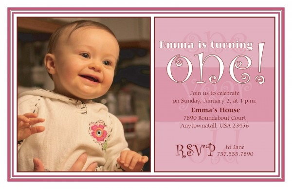 First Birthday Party Invitation From Ildestudio Is One Of The Best