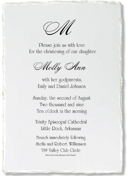 First Holy Communion Invitation Wordings From Impressinprint