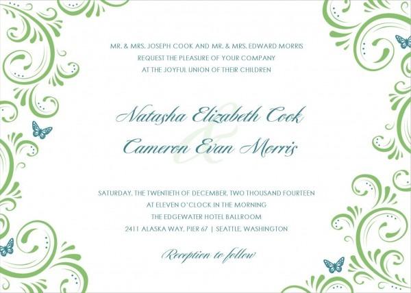 Free Email Invitations Elegant Free Invitation Templates