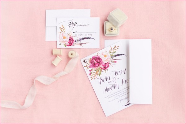 Garden Themed Invitations