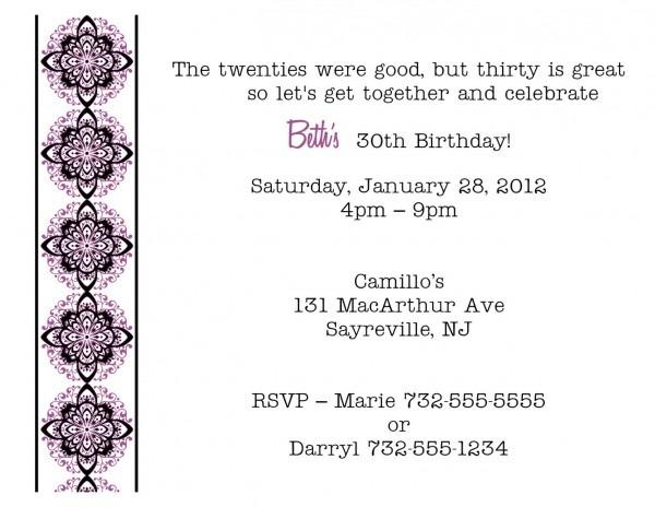 Funny Party Invitations With Amazing Funny Birthday Invitation