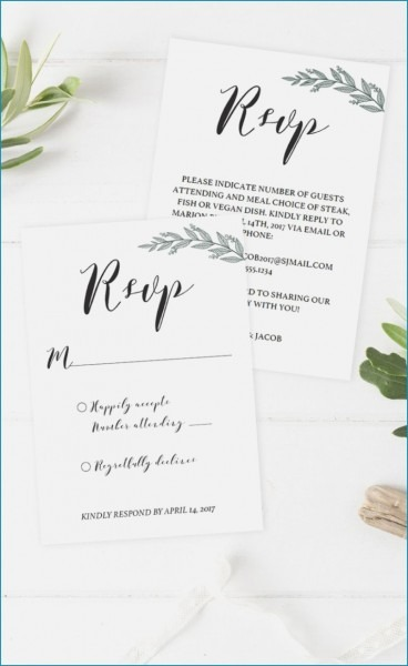 Gorgeous Cheap Wedding Invitations With Rsvp Cards Included