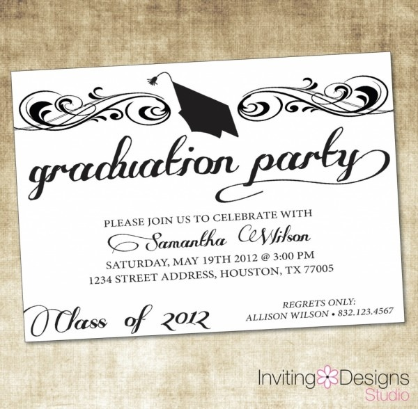 Class Party Invitation Wording