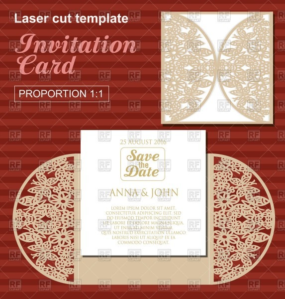 Invitations   Marriage Invitation Card Design For Friends Wedding