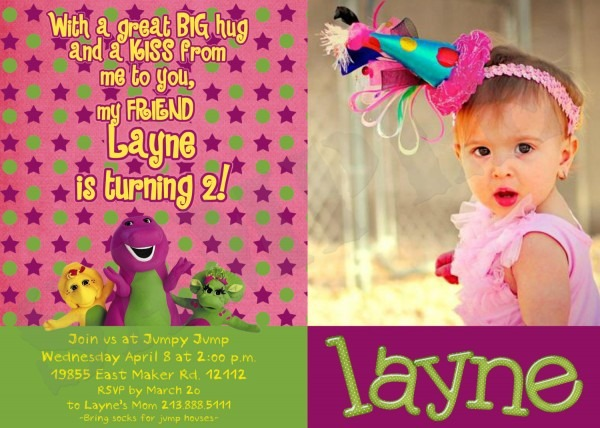 Free Printable Birthday Party Invitations Printable With Quote