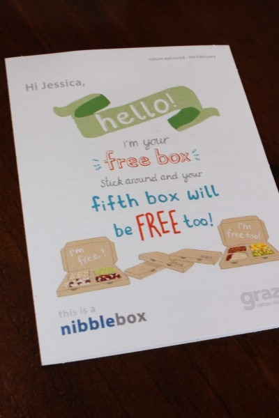 His Plan, Not Ours  Graze Box Review