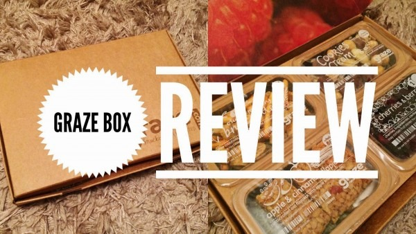 Graze Snack Box Review!