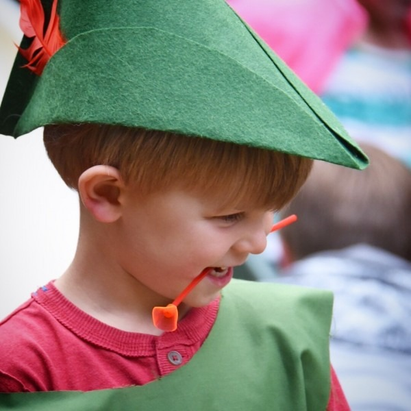 Robin Hood Themed Birthday Party