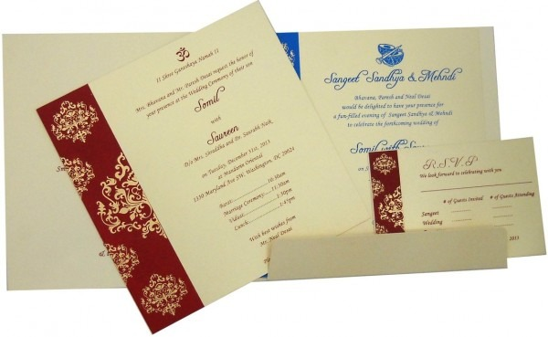 Indian Wedding Cards From S3 To Get Ideas How To Make Your Card