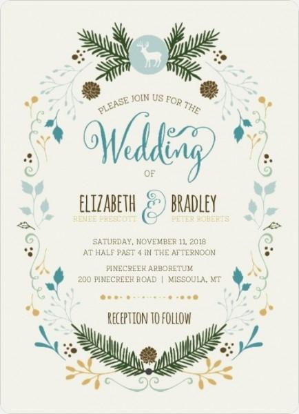 Informal Wedding Invitation Wording Unique Casual Wedding